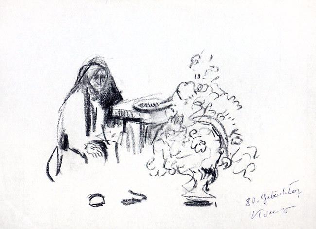 Vera Kopetz Zeichnungen